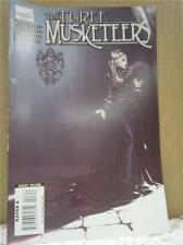 Vintage Comic- The Three Musketeers #3 October 2008 Exc. E11