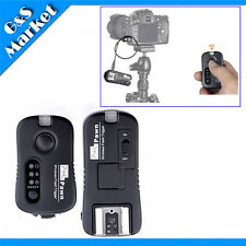 Pixel Pawn 2.4G TF-361 Wireless Remote Flash Trigger Receiver for Canon EOS