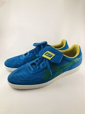 Pre-owned Asics Onitsuka Tiger Hulse Men's Size 12 Suede Leather Shoes D401L