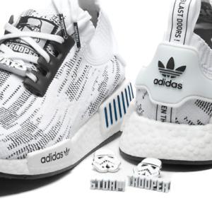 Adidas NMD_R1 BOOST * STAR WARS * STORMTROOPER * FY2457 * NEU * Limited Edition.