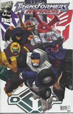 Transformers Armada Energon #5 VF 2002 Stock Image