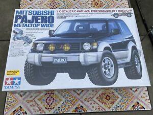 Tamiya Mitsubishi Pajero CC-01 Kit Item# 49490 - Sealed NIB