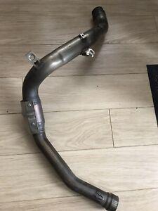 ducati 749 999 Horizontal Head Exhaust Pipe 57010731B  Used