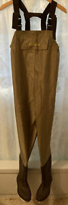 Cabela's Dry Plus Fishing/Hunting Mid Chest Water Waders Size 6, 83-0089