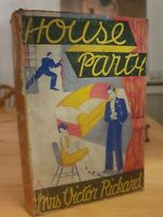 Mrs Victor Rickard House Party 1935  Jarolds