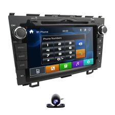 "for HONDA CRV 2007-2011 GPS Navi 8"" Autoradio Car DVD Player Radio DAB+Kamera"