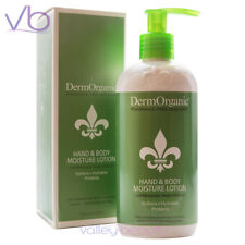 DERMORGANIC Hand & Body Moisture Lotion 350ml with Moroccan Argan Extract