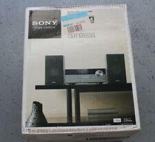 Sony Cmtmx500I 60W Compact Shelf System