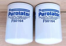 Purolator F 50164 filter, (WHOLESALE LOT OF 2, MADE IN THE USA, PRICE REDUCED.)