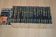lot 22 livres série Le masque Science Fiction - tranches noires SF