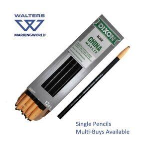 China Marker Chinagraph Wax Pencil, Marking Metal, Glass, Plastic etc - Singles