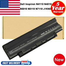6 Cell Battery for Dell Inspiron J1KND N4110 N4010 N5010 N5110 N7110 M5010 M3010