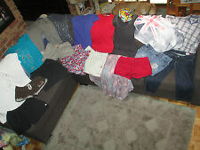 Bulk lot women's sz 10/Small summer clothes: Country Road/Puma/Adidas/Jag Jeans