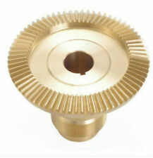 New Milling Part- Milling Machine Copper Gear Feeder Feed Gear Straight Tooth