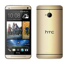 HTC One M7 32GB 4.7-Inch Quad-core Radio NFC 4G LTE Unlocked Smartphone - Gold