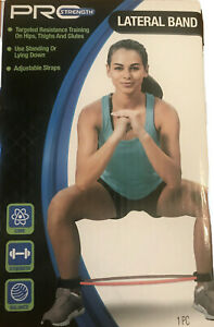 Pro Strength Lateral Band-Resisitant Targeted Training-Core-Strength-Balance-New