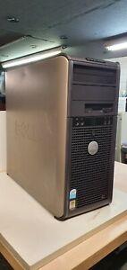 DELL OPTIFLEX GX 620 PENTIUM 4 HT 3.00GHZ /1GB DDR400/ WINDOWS XP HOME EDITION