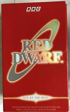 Red Dwarf - Six Of The Best, Limited Edition, UK, VHS box set, with Audio CD