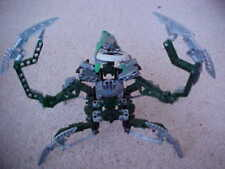 Lego Bionicle Assembled NIDHIKI Figure Set 8622 Titan & glow in the dark disc