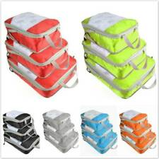 Wardrobe Suitcase Storage Bag Home Pouch Compression Pack High Quality Cube Case