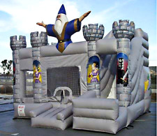 30x30x20 Commercial Inflatable Castle Bounce House Water Slide Trampoline Jump