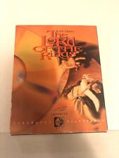 J.R.R. Tolkien's The Lord of the Rings: Enhanced CD-ROM (PC, 1993)