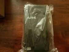 Rare Old School Alpine 8200 Two Way Paging System Main Unit New