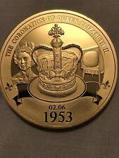 More details for queen elizabeth ii  coronation coin ( rare)