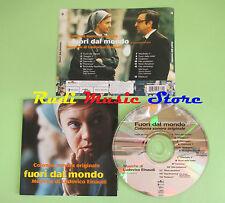CD LUDOVICO EINAUDI Fuori dal mondo ost 1999 italy BMG (Xi2) no lp mc dvd