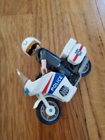 Playmobil Police Bike and Officer