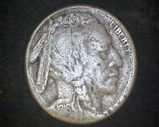 1916-S INDIAN HEAD BUFFALO NICKEL #18980