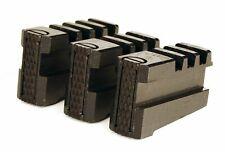 Steel Dragon Tools® 44090 Chuck Jaws with 44715 Inserts fit RIDGID® 300