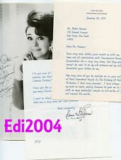 JANE WITHERS Vintage Original Double-Weight Photo & RARE AUTOGRAPH Letter