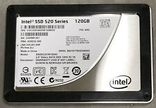 """Intel 520 Series 120GB MLC SATA 6Gbps 2.5"""" Internal SSD (SSDSC2CW120A3)"""
