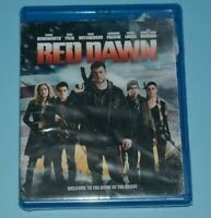 Red Dawn Blu-ray Disc, 2012,  NEW