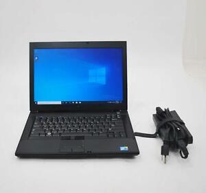 """Dell Latitude E6400 14.1"""" Core 2 Duo P8700 2.53GHz 4GB RAM 320GB HD Win 10 Pro"""