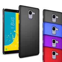 For Samsung Galaxy J6 2018 J600F Case - Ultra Thin Hard Case Back Cover & Screen