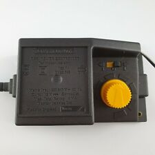 Hornby Railways R.921 Power Controller/transformer 12V VGC Fully Working