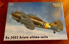 Sword 1/72 Reggiane re 2002 Regia Areonautica Luftwaffe