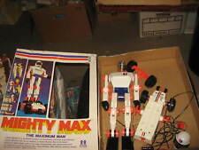 1976 Mighty Max The Maximum Man Tomy #2500 In Box
