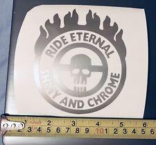 Voiture Fenêtre Autocollant-Ride externe Brillant Et Chrome Mad Max Vinyle Autocollant