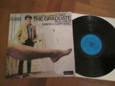 Simon & Garfunkel-el Graduado - 1968 Reino Unido CBS LP estéreo