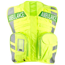 StatPacks G3 Safety Vest Replacement Name Plate - Green Ambulance