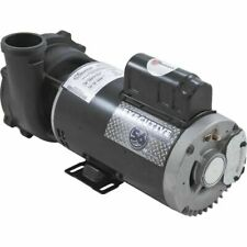 Waterway Plastics 3722021-1D Executive 56 Frame 5HP 230 Volt  Spa Pump