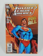 DC Justice League of America #3 2006 1:10 Variant