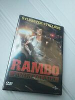 Dvd   RAMBO (acorralado )SYLVESTER  STALLONE * nuevo precintado *