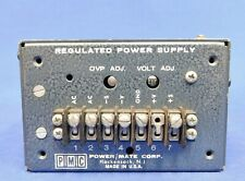 Power Mate Corp PXS-B-5V Regulated Power Supply Untested