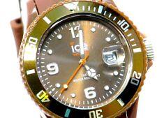 Ice Watch Uhr Unisex Armbanduhr in Schoko Braun Chocolate Brown