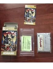 Castlevania Dracula X Akumajou Dracula XX (Super Famicom) Nintendo SNES NEW!