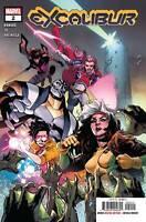 EXCALIBUR DX 2019 | Marvel Comics | Select Option | NM Books | #1, #2